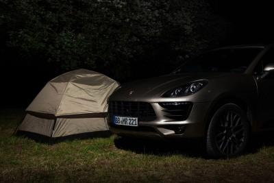 Jan Huetz Porsche Macan