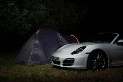 Jan Huetz Porsche Boxster