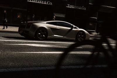 Jan Huetz Lamborghini Gallardo Tokyo