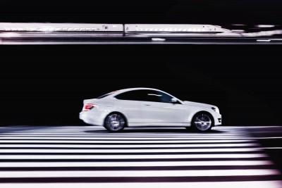 Jan Huetz Mercedes C Class Tokyo