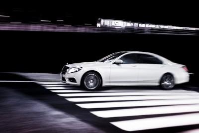 Jan Huetz Mercedes S Class Tokyo
