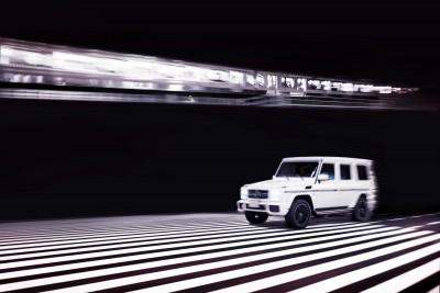Jan Huetz Mercedes G Class Tokyo