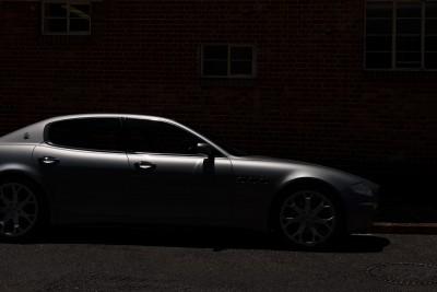 Jan Huetz Maserati Quattroporte