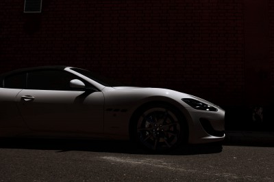 Jan Huetz Maserati Gran Cabrio