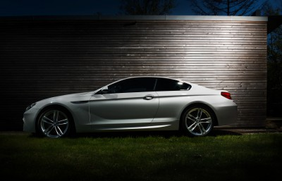 Jan Huetz BMW 6series