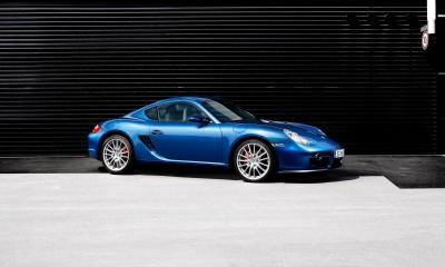 Jan Huetz Porsche Cayman