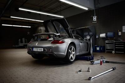 Jan Huetz Porsche Carrera GT