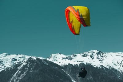 Jan Huetz Paraglide